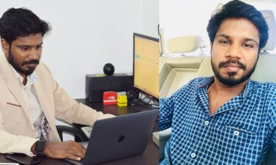 IT Entrepreneur Ayyappan Sreekumar comes with amazing features in websites designing!