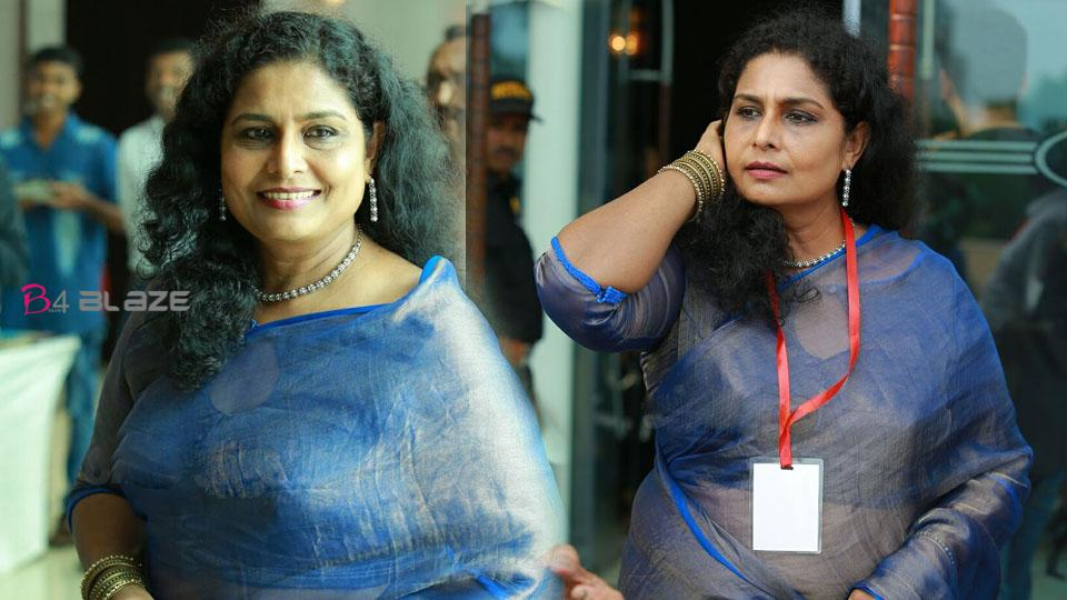 Actress Zeenath opens up about her life