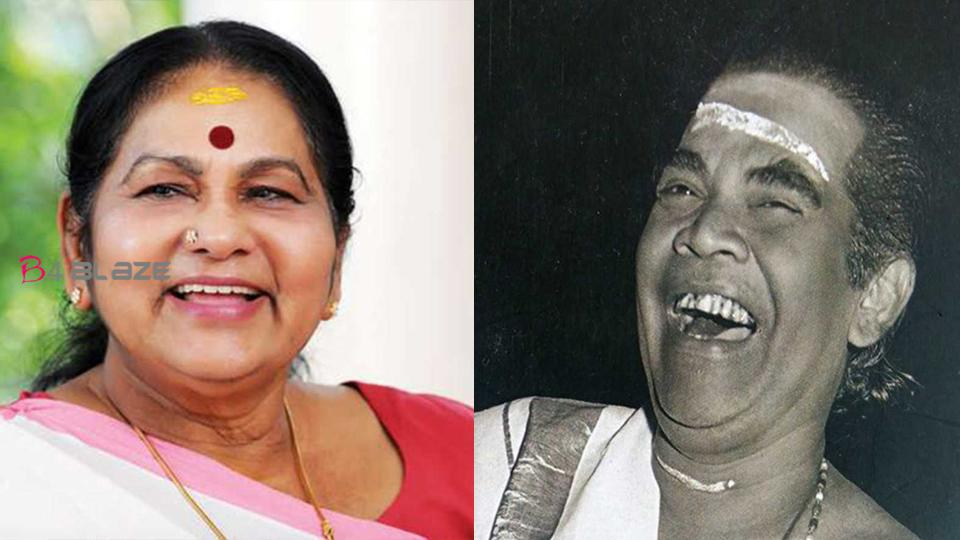 Adoor Bhasi was a good actor in front of the camera, but in life, KPAC Lalitha about Adoor Bhasi!