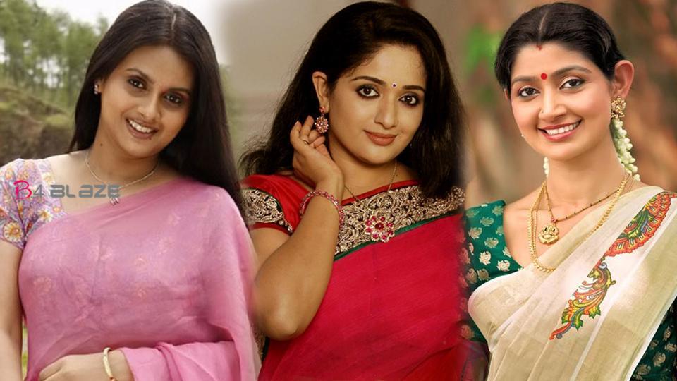 Divya Unni and Kavya Madhavan get the chance I missed Kaveri