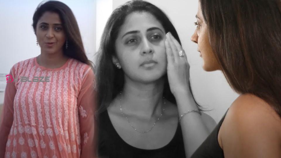 Kaniha's directorial short film 'Maa' trending on social media