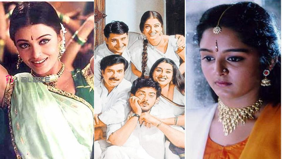 Manju Warrier was initially cast as Mammootty's heroine in this movie