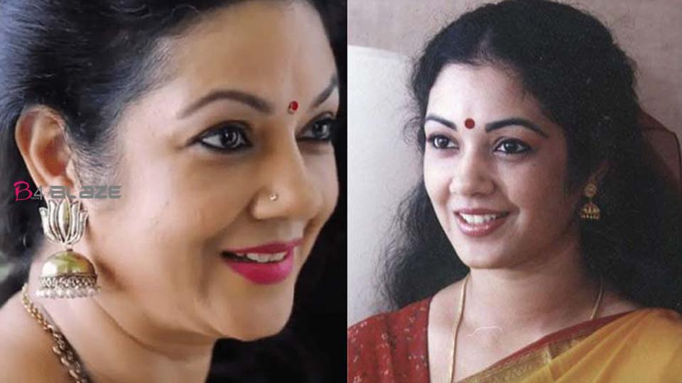 Shanthi Krishna opens the real reason behind her divorce