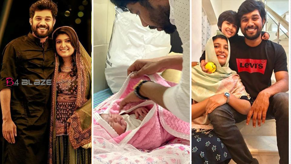 Sharafudheen again to be father