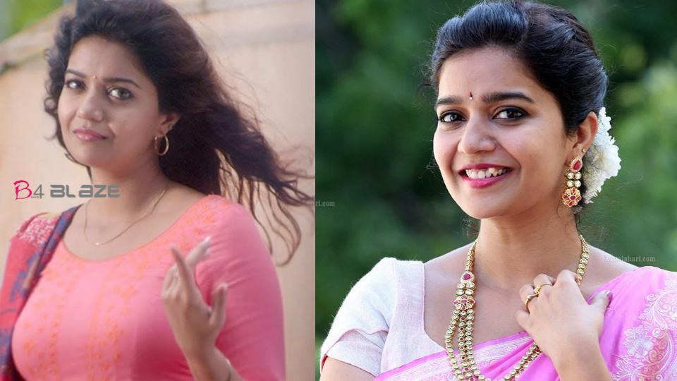 Swati Reddy reacts fake profiles in her name!