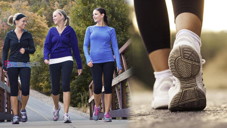 Walking is a good workout; What are some of the benefits of arrows on a daily walking