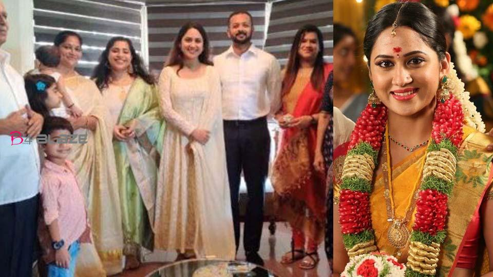Actress Miya George is getting married, Engagement is over