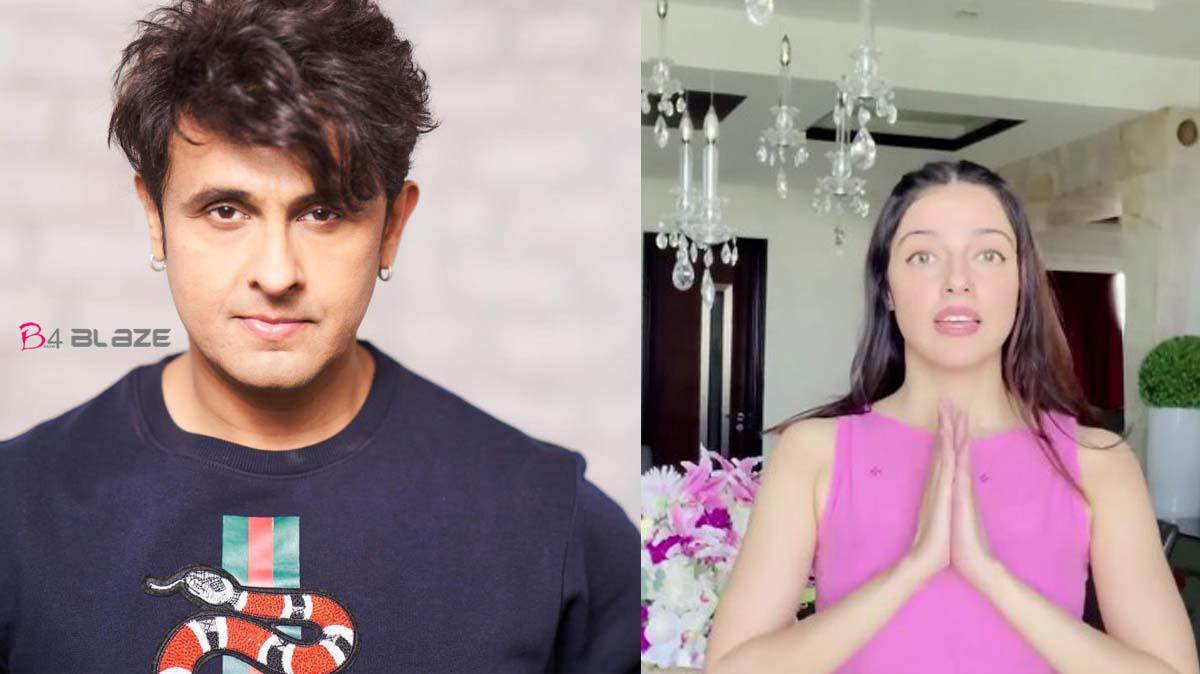 After sharing the video of Bhushan Kumar's wife Divya, now Sonu said, hope there is no injustice to anyone