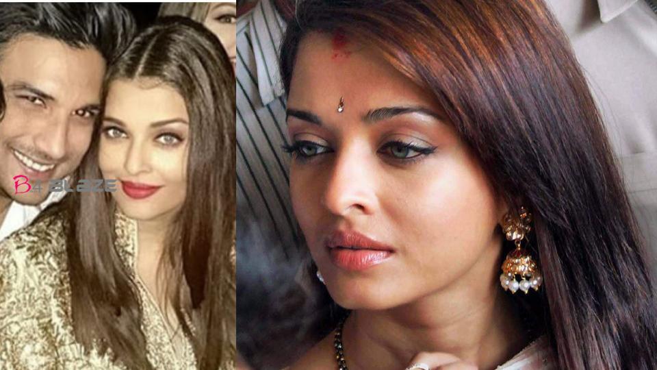 Aishwarya Rai Bachchan gets emotional after Amitabh Bachchan remembering Sushant Singh Rajput, posted viral