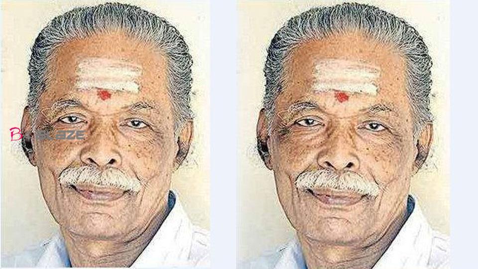 Director SL Puram Anand passes away