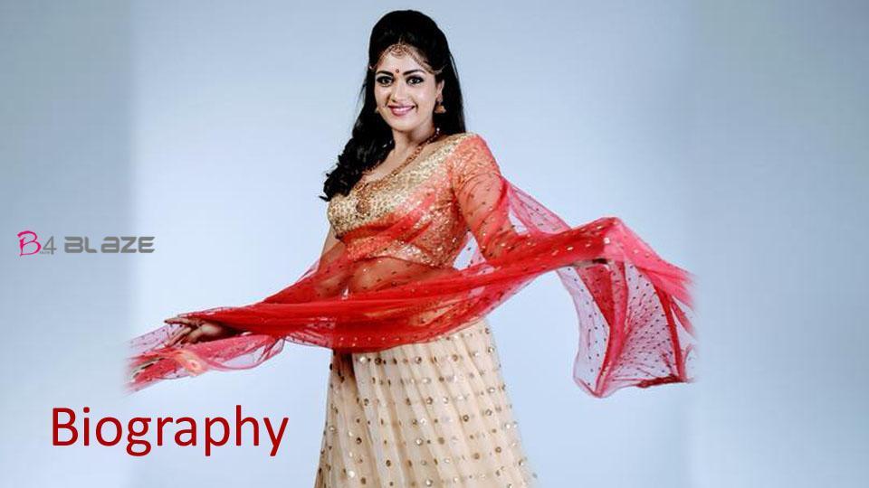 Meghana Raj Biography, Age, Photos, and Family
