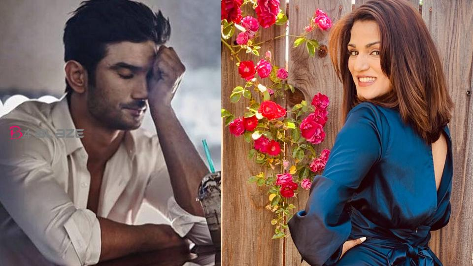 Sushant Singh Rajput's sister wrote open letter on Facebook