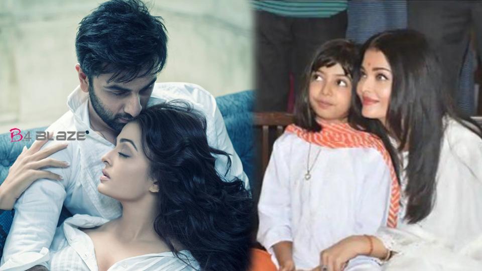 When Aishwarya Rai's daughter Aaradhya mistakenly understood Ranbir Kapoor as her father