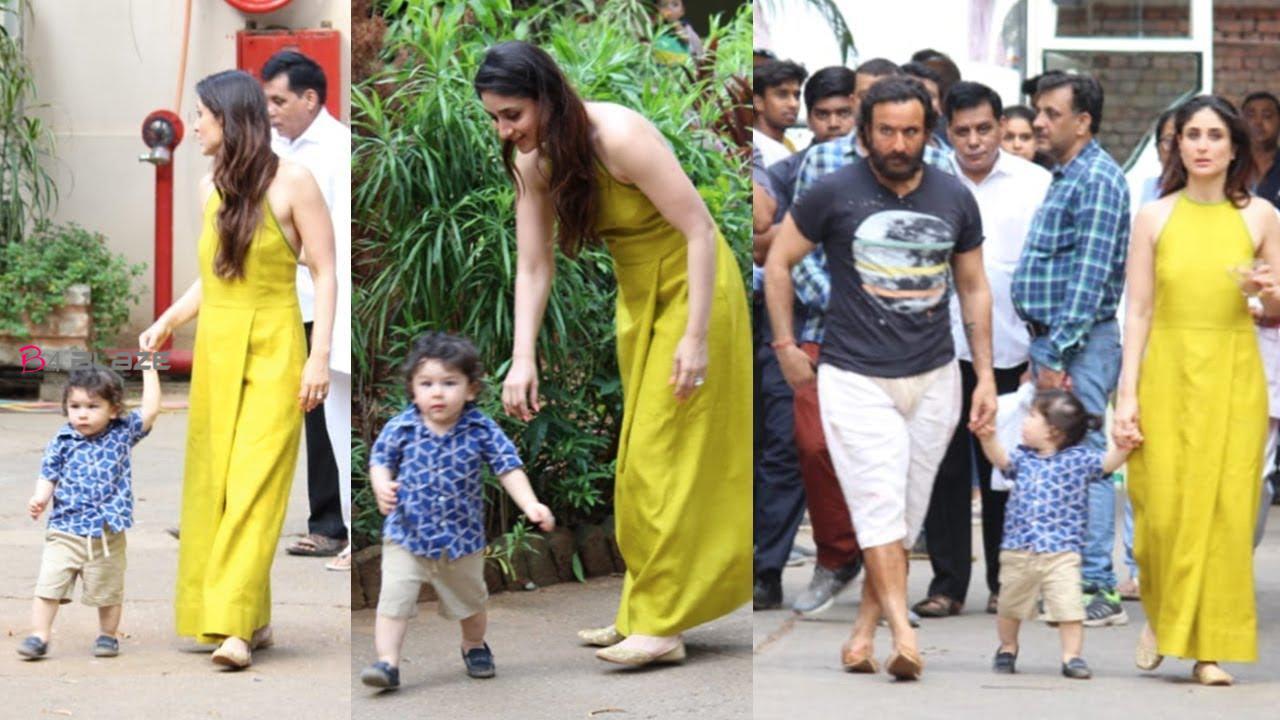 When Saif Ali Khan said - Kareena Kapoor is spoiling Timur