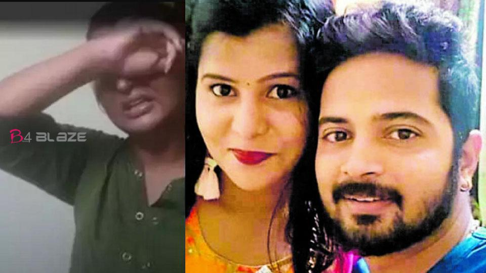 Young actress Chandana commits suicide, Video of poison eating post on social media