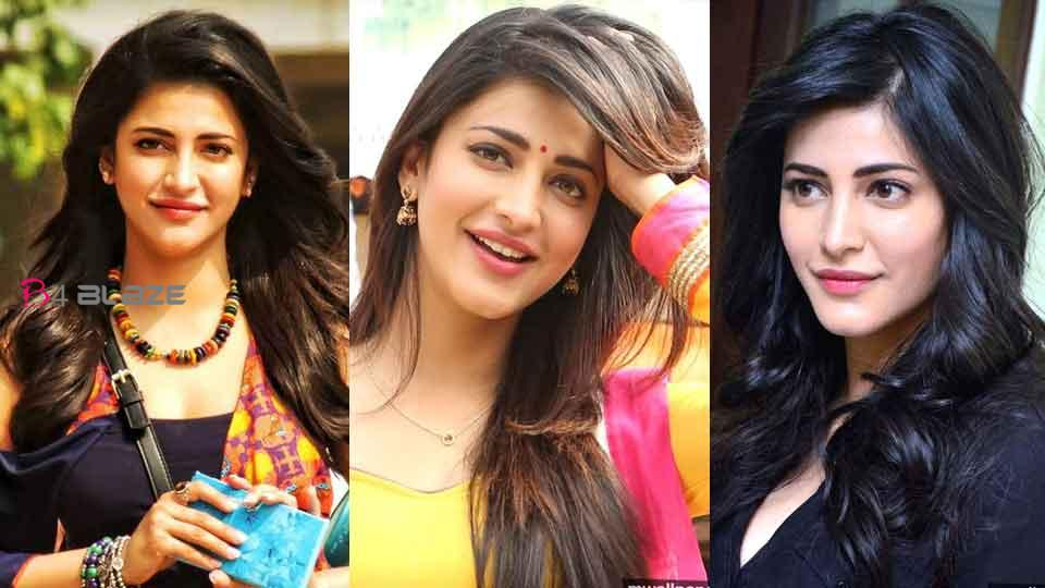 In the early days it was known only to friends and relatives; Actress Shruti Haasan talks about her health condition