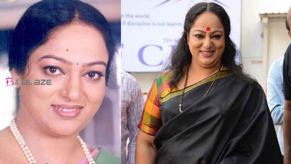 Marriage Life was not like as a dream, It was a curse Actress Nalini