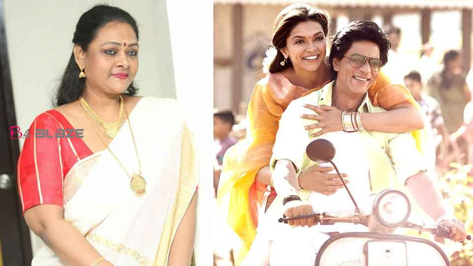 Shakeela rejects Shah Rukh Khan's Chennai Express, Here is the reason!