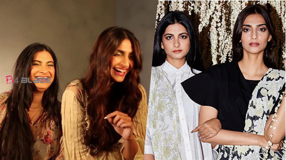 Sonam Kapoor flashes on Instagram due to threats to kill sister Rhea Kapoor