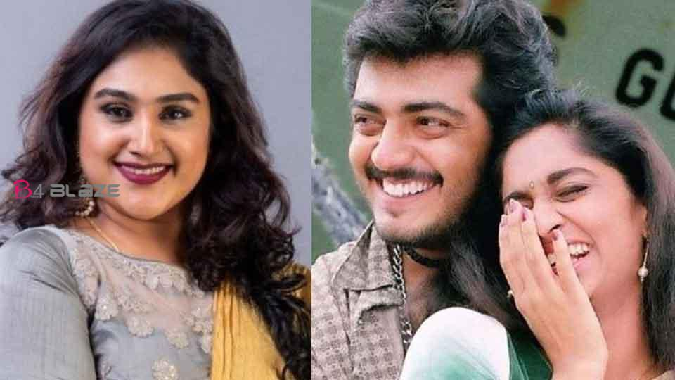 Vanitha Vijayakumar about Ajith and Shalini!