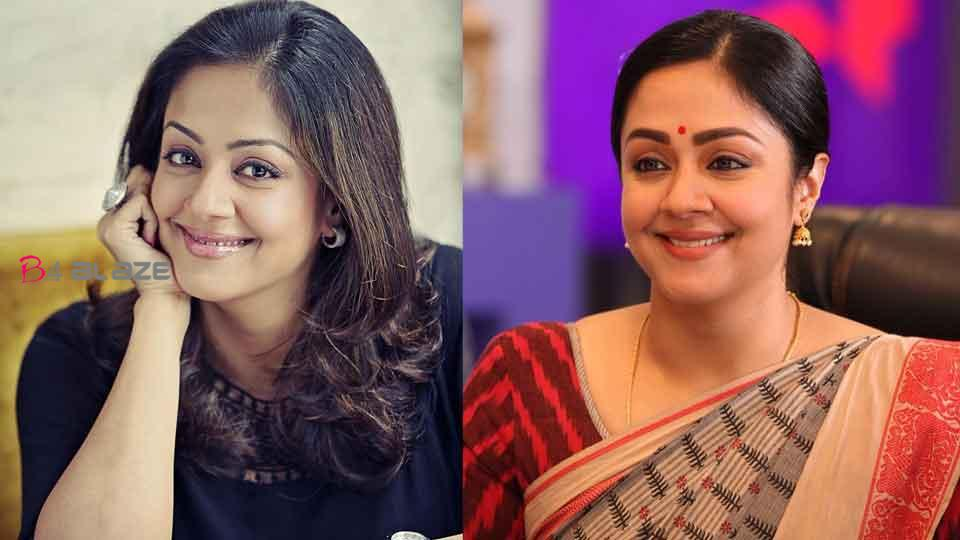 Actress Jyothika donated Rs 25 lakh and medical equipment to Thanjavur Government Hospital