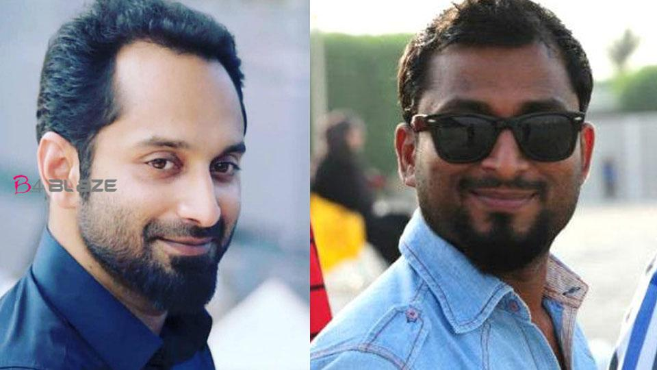 Fahadh acted in the film without being paid remuneration, said Anwar Rasheed!