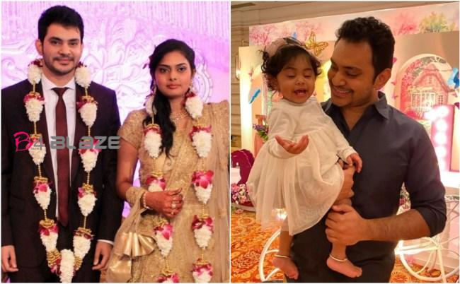 He returned, The late actor Sethuraman's wife gave birth to a baby boy!