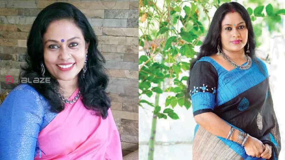 Seema G. Nair about her film career