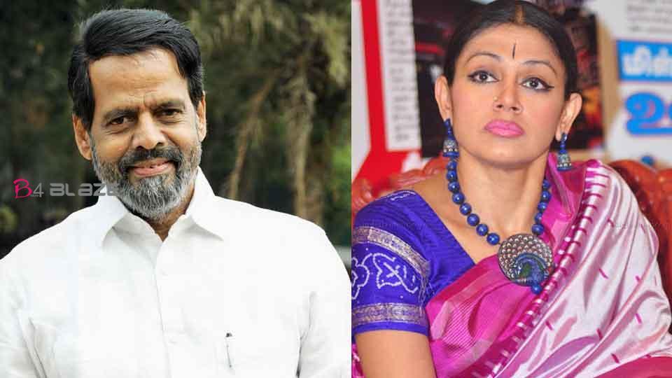 Shobana is not the best actress just because she got the award Balachandra Menon