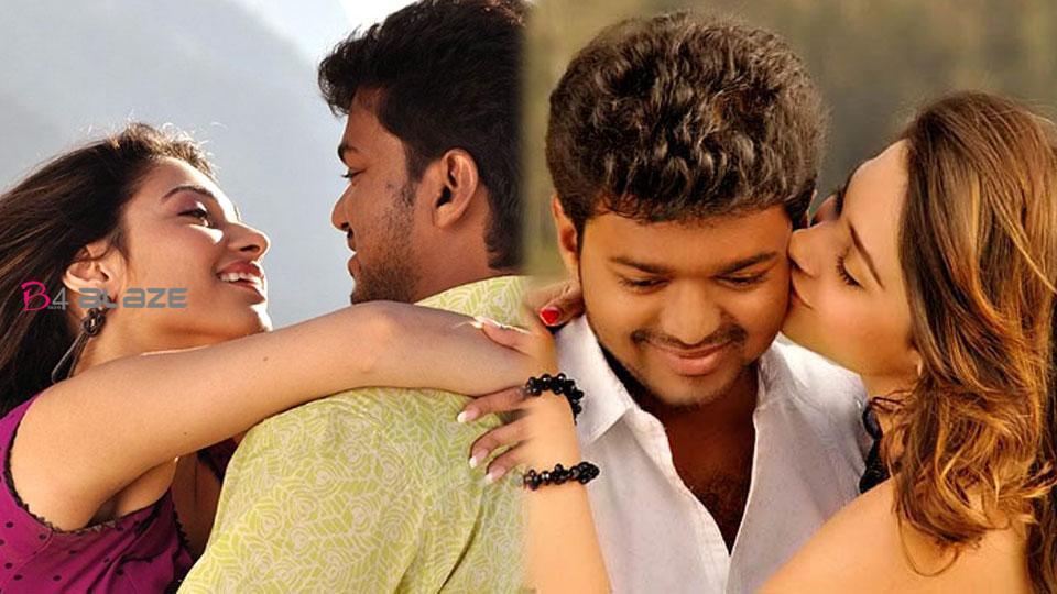 Vijay and Tamannaah reuniting after Sura