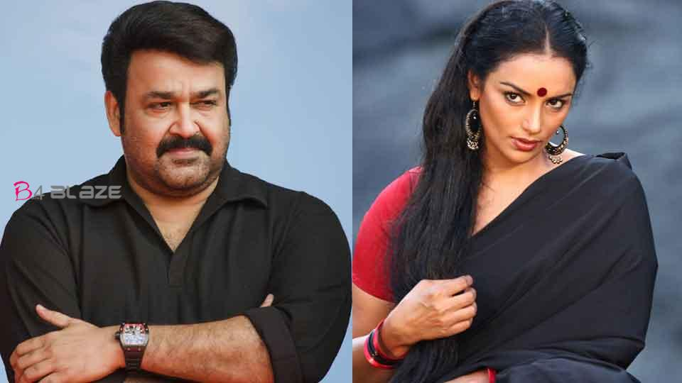 What a woman wants from a man, Lalettan will give it to her, Shwetha Menon!