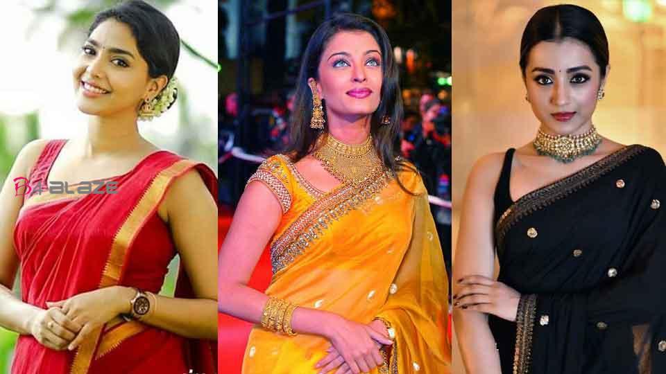 Aiwarya Lakshmi, Aishwarya Rai, and Trisha Joining Together