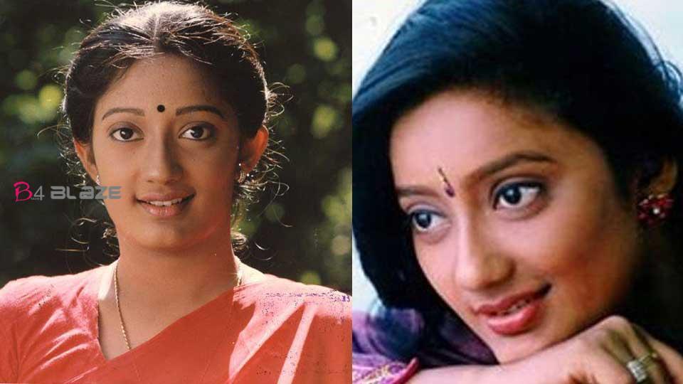 Kanaka's malayalam film entry