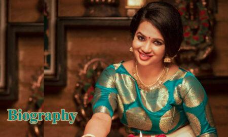 Saranya Anand Biography, Age