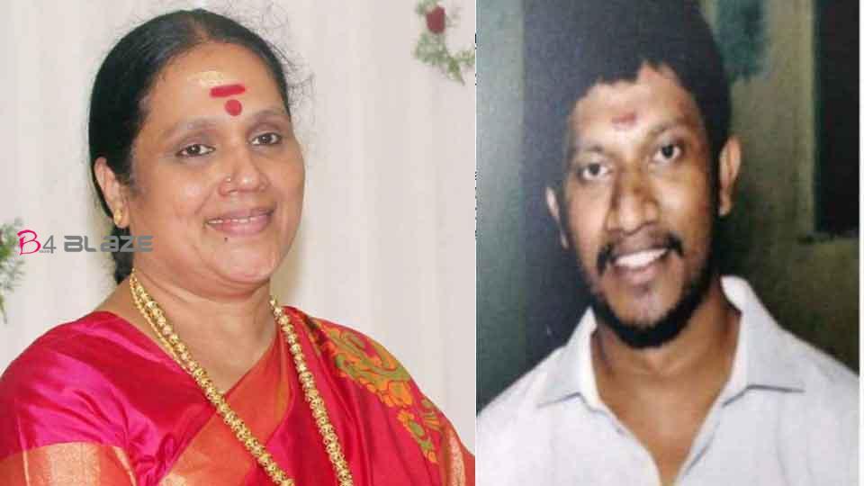 Shanthi's son death