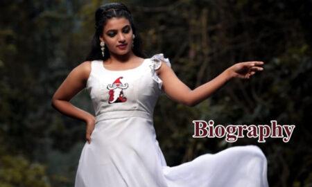 Amrutha Saju Biography, Age