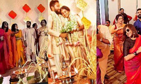 Mridula Murali marriage video