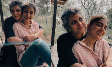 Nazriya and Jyothirmayi photos