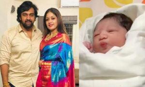 Meghna Raj Confirm Covid