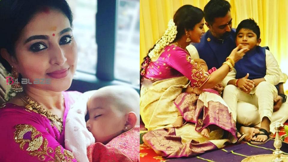 Sneha Family Photos