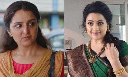 Meena publicly challenges Manju Warrier!