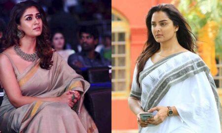 Nayanthara play Manju Warrier role