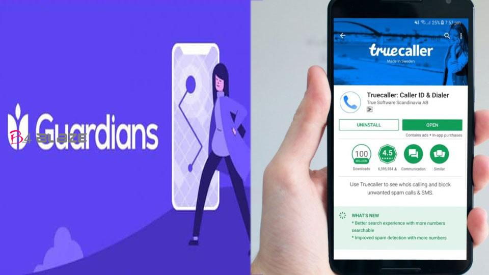 guardians new app