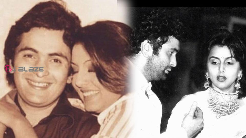Neetu shares old pic on Rishi Kapoor