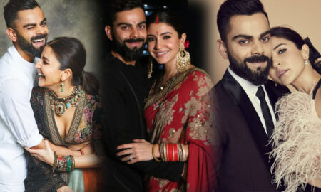 Anushka Sharma-Virat Kohli's romantic bond