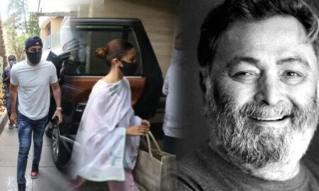 Ranbir rishi kapoor death anniversary