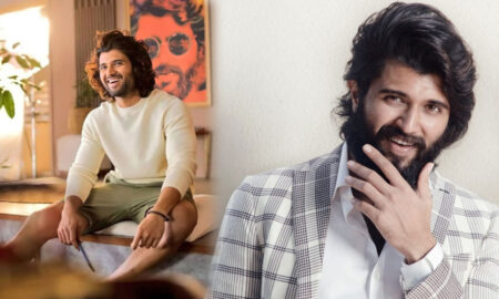 Vijay Deverakonda fulfilled this last wish of his fan