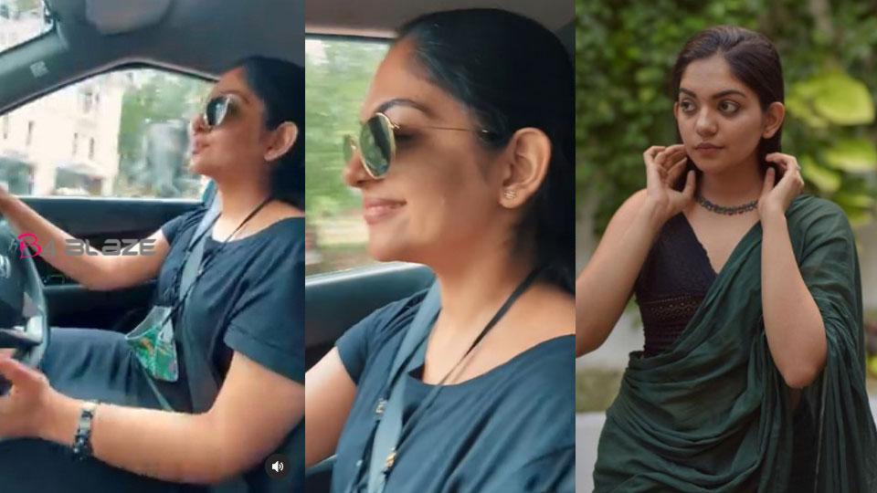 ahaana latest video