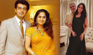 shalini and ajith