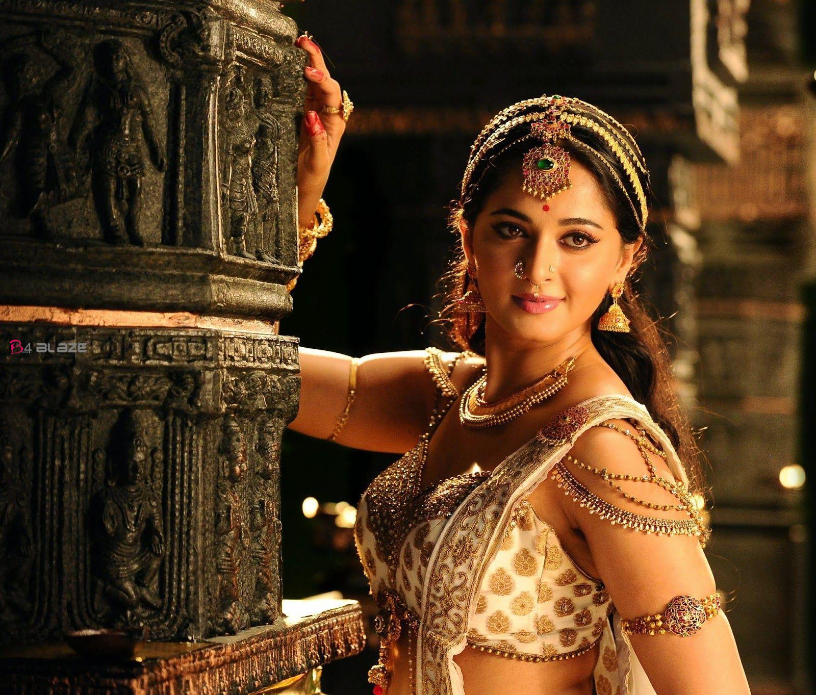 Anushka in the controversial story